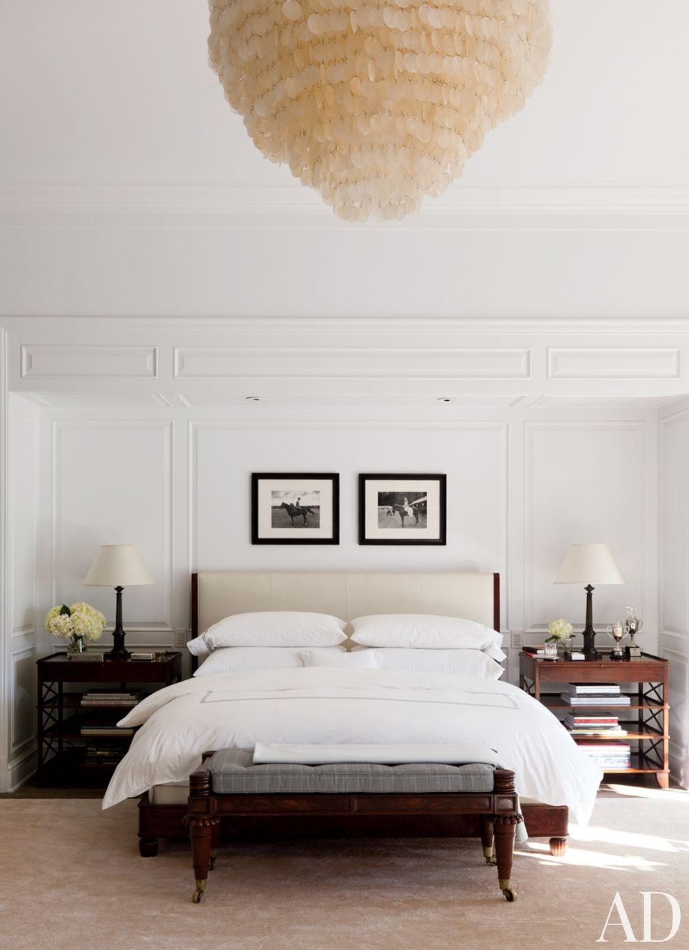 Traditional Bedroom by Waldo\'s Designs in Beverly Hills, California