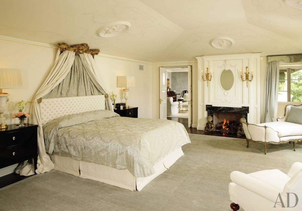Traditional Bedroom by Windsor Smith and Marc Appleton in Los Angeles, California