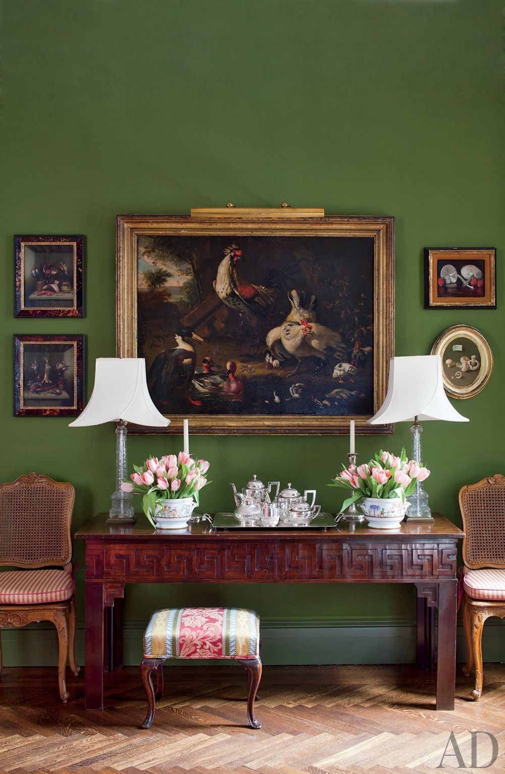 Traditional Dining Room by Brockschmidt & Coleman in New York, New York