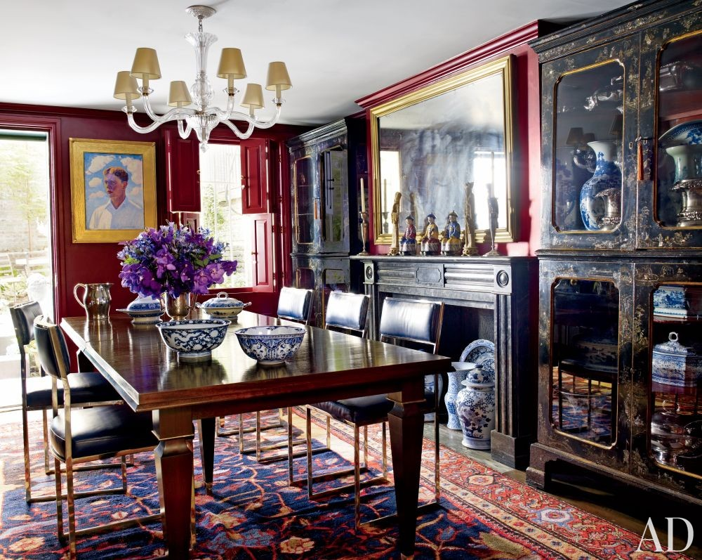 Traditional Dining Room by McGeehan Design Inc. and Jaklitsch/Gardner  Architects in New York, New York