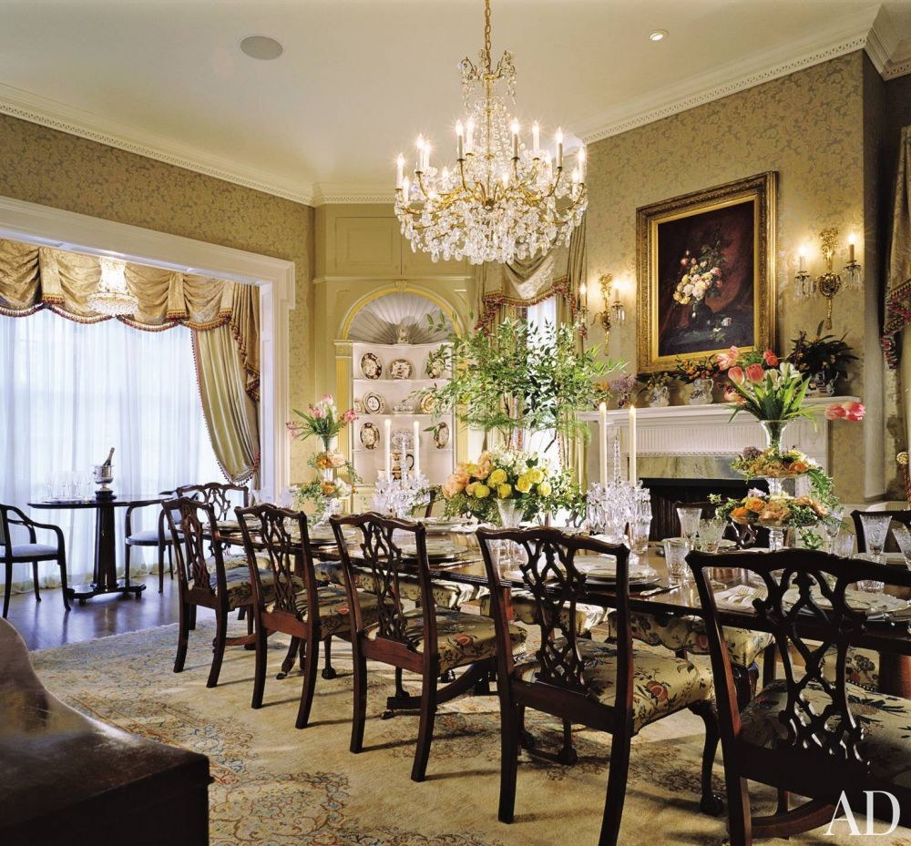 Traditional Dining Room Ideas: Traditional Dining Room By Michael J. Siller By
