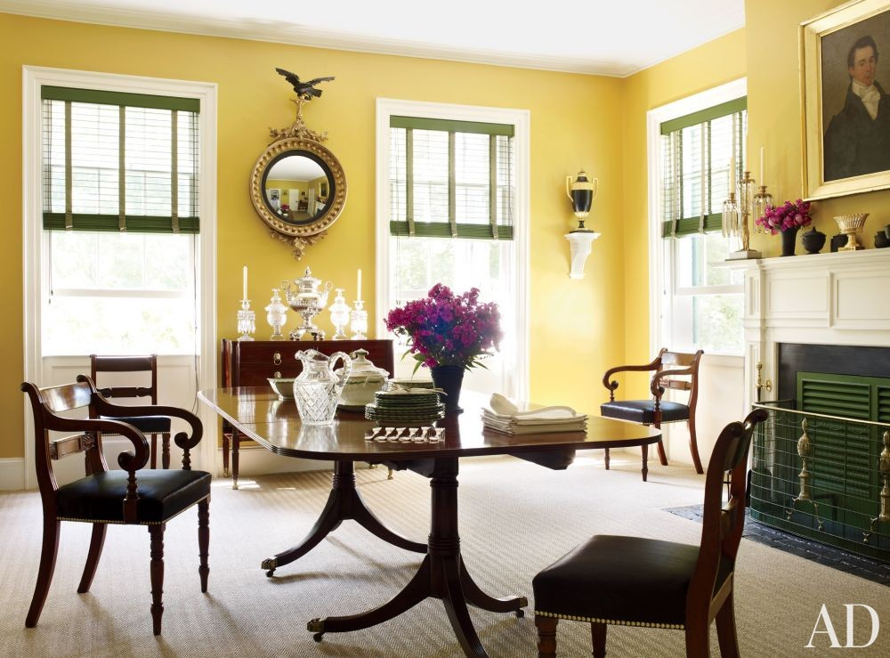 Traditional Dining Room by Shostak & Co. Inc in Claverack, New York