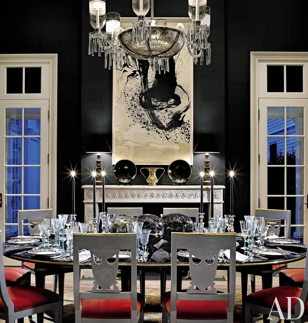 Traditional Dining Room by Thomas Britt Inc. and Brian Smith in Missouri
