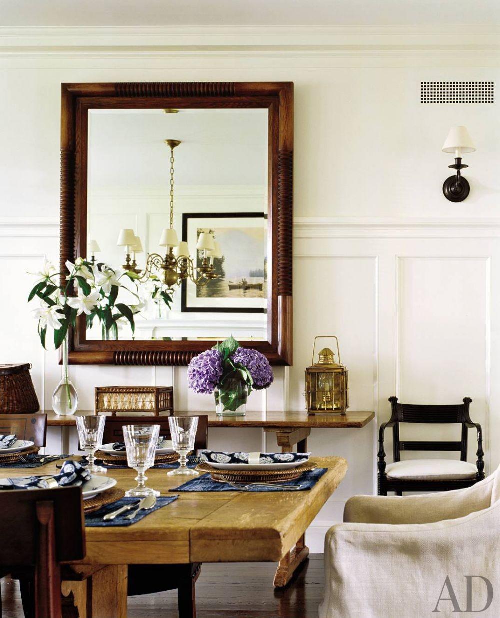 Traditional Dining Room: Traditional Dining Room By Victoria Hagan Interiors By