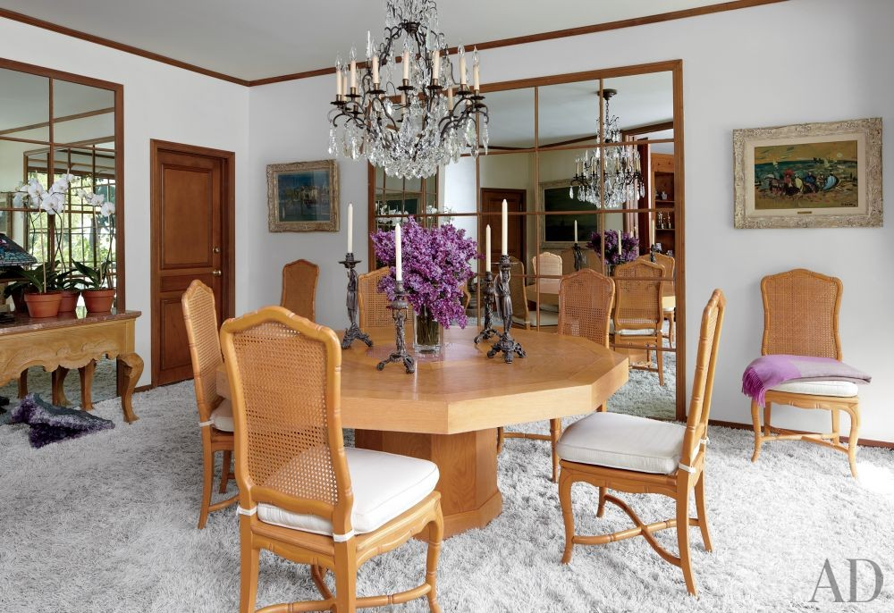 Traditional Dining Room by Waldo\'s Designs in Bel Air, California