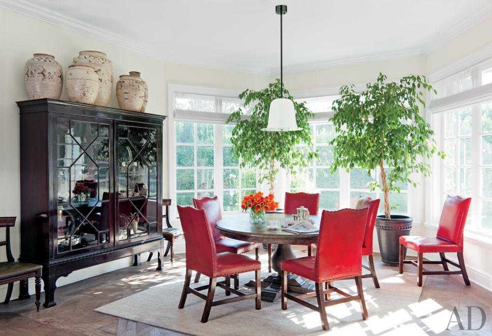 Traditional Dining Room by Waldo\'s Designs in Beverly Hills, California