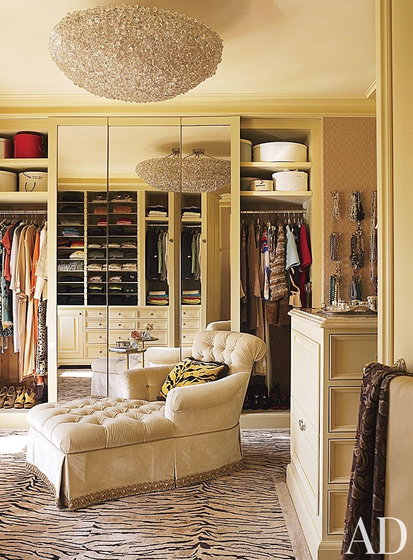 Traditional Dressing Room Closet By Tucker Marks By