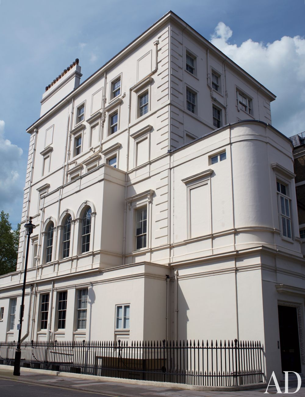Traditional Exterior by Francis Sultana Ltd. and Thomas Croft Architects in London, England