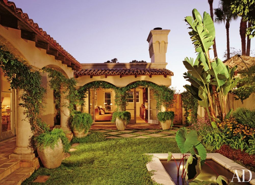 Traditional Exterior By MAC II By Architectural Digest