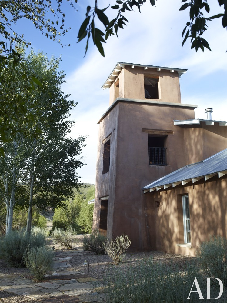 Traditional Exterior in New Mexico