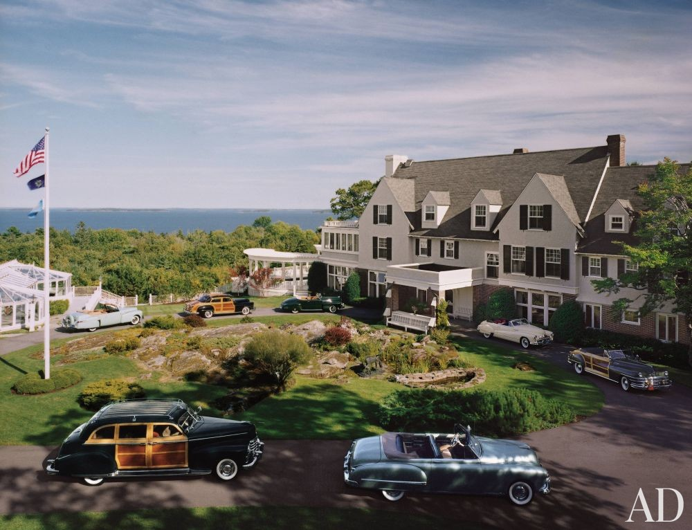 Traditional Exterior in Penobscot Bay, Maine
