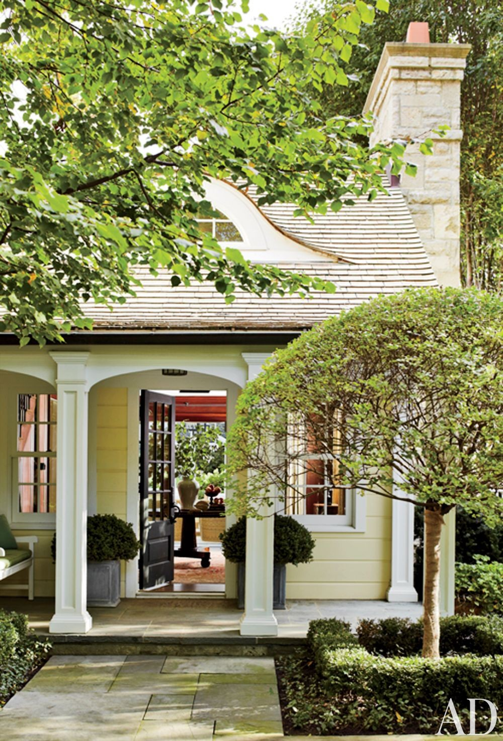 Traditional Exterior by Timothy Corrigan Inc. in Lake Forest, Illinois