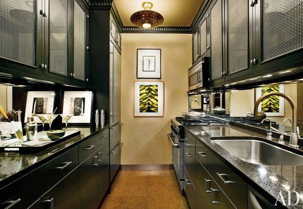Traditional Kitchen by Arthur Dunnam in New York City