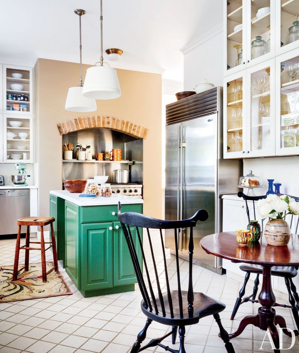 Traditional Kitchen by Gomez Associates Inc. in Washington, D.C.