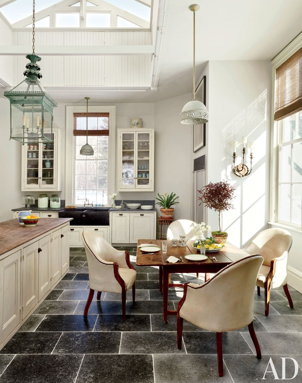 Traditional Kitchen by Hottenroth + Joseph Architects and Hottenroth + Joseph Architects in Livingston, New York