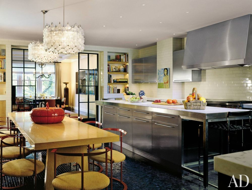 Traditional Kitchen By Mac Ii By Architectural Digest Ad