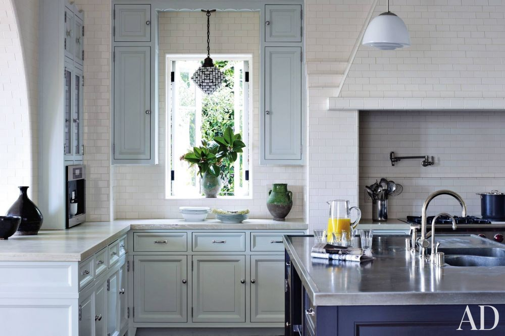 Traditional Kitchen by Madeline Stuart & Associates and Kevin A. Clark in Los Angeles