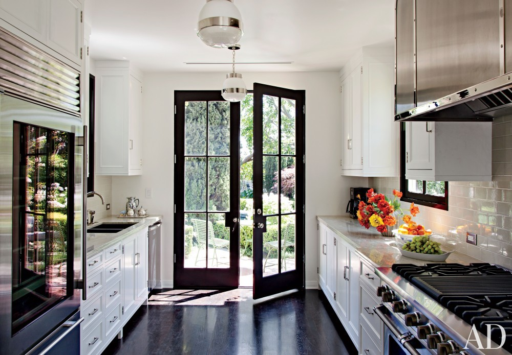 Traditional Kitchen by Madeline Stuart & Associates in Los Angeles, California