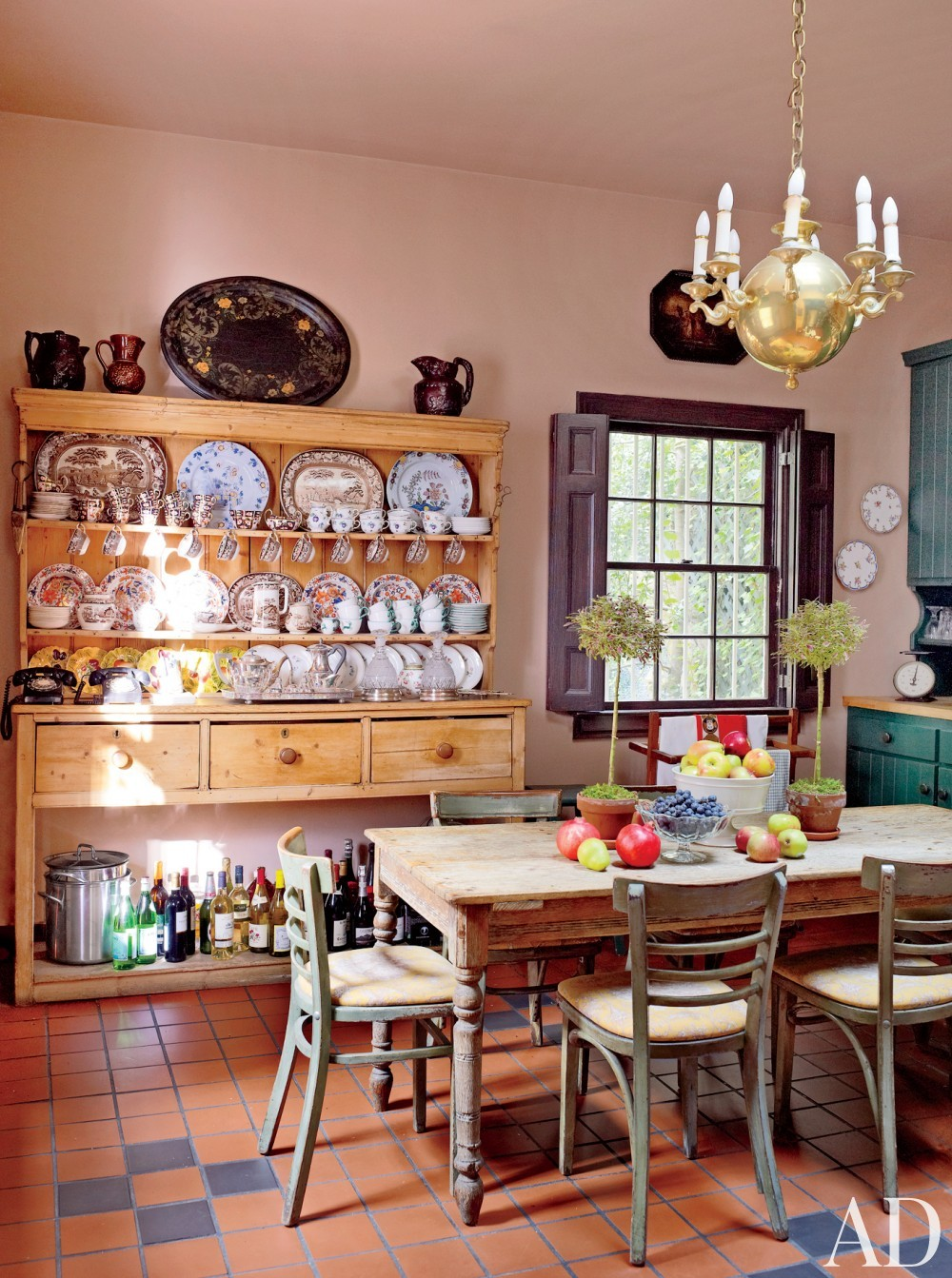 Traditional Kitchen in New York, New York