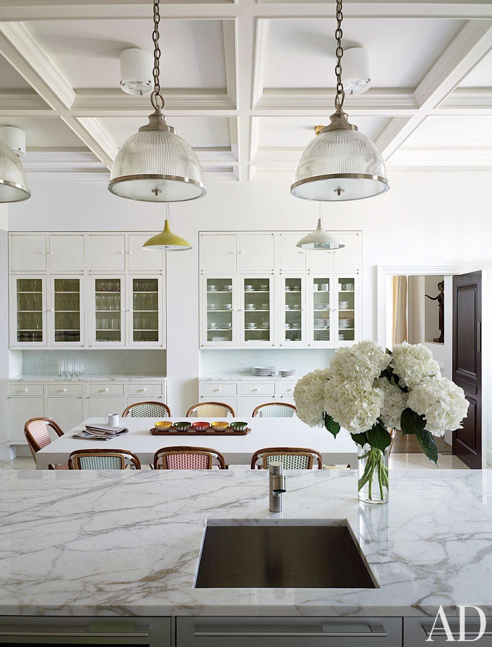 Traditional Kitchen by Shelton, Mindel & Associates in New York, New York