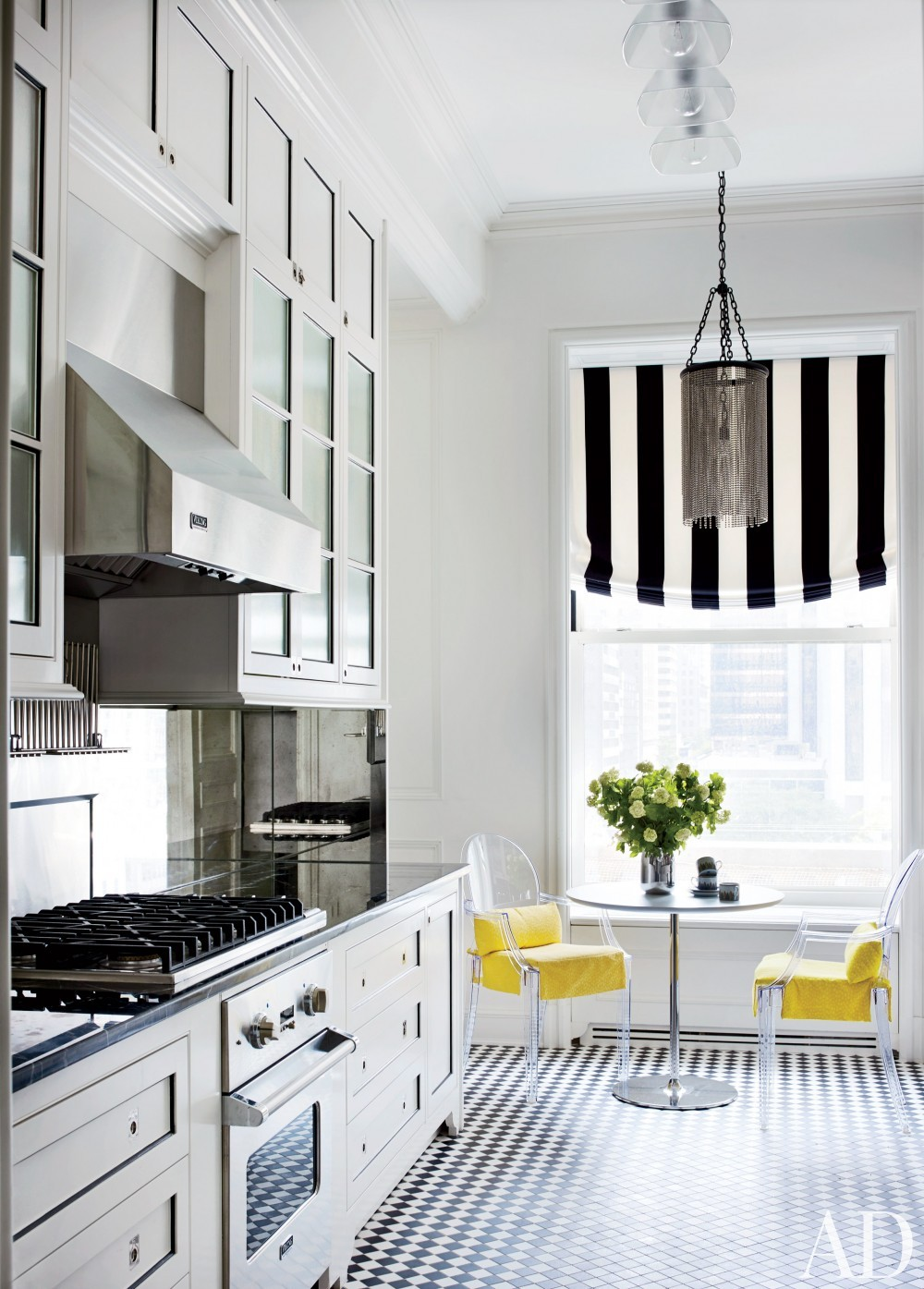 Traditional Kitchen by Susanna Maggard in New York, NY