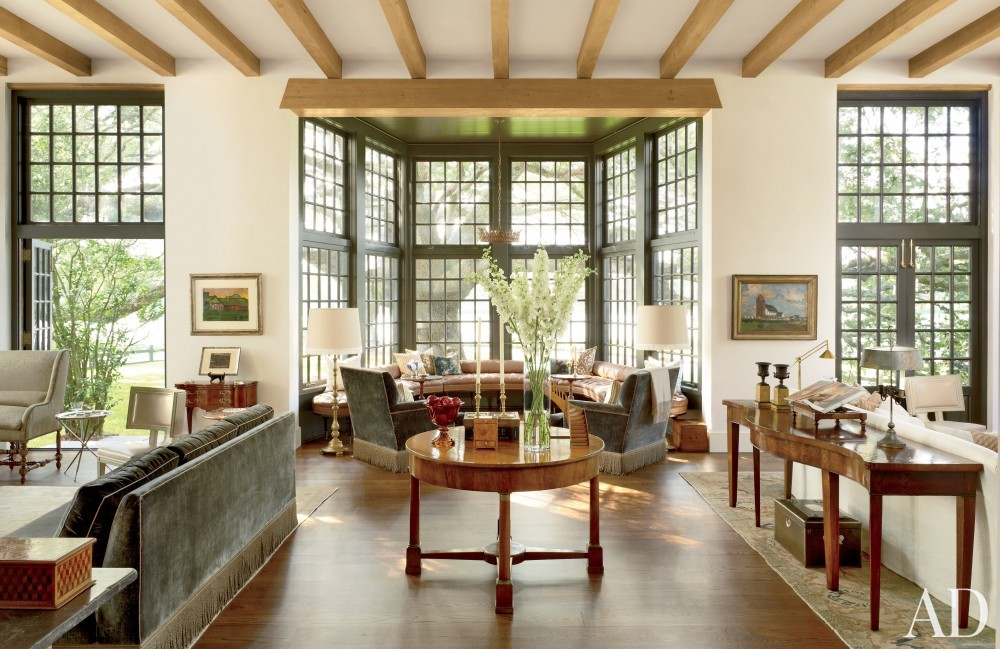 Traditional Living Room by McAline Tankersley Architecture; McAlpine Booth & Ferrier Interiors and McAline Tankersley Architecture; McAlpine Booth & Ferrier Interiors in Baton Rouge, LA