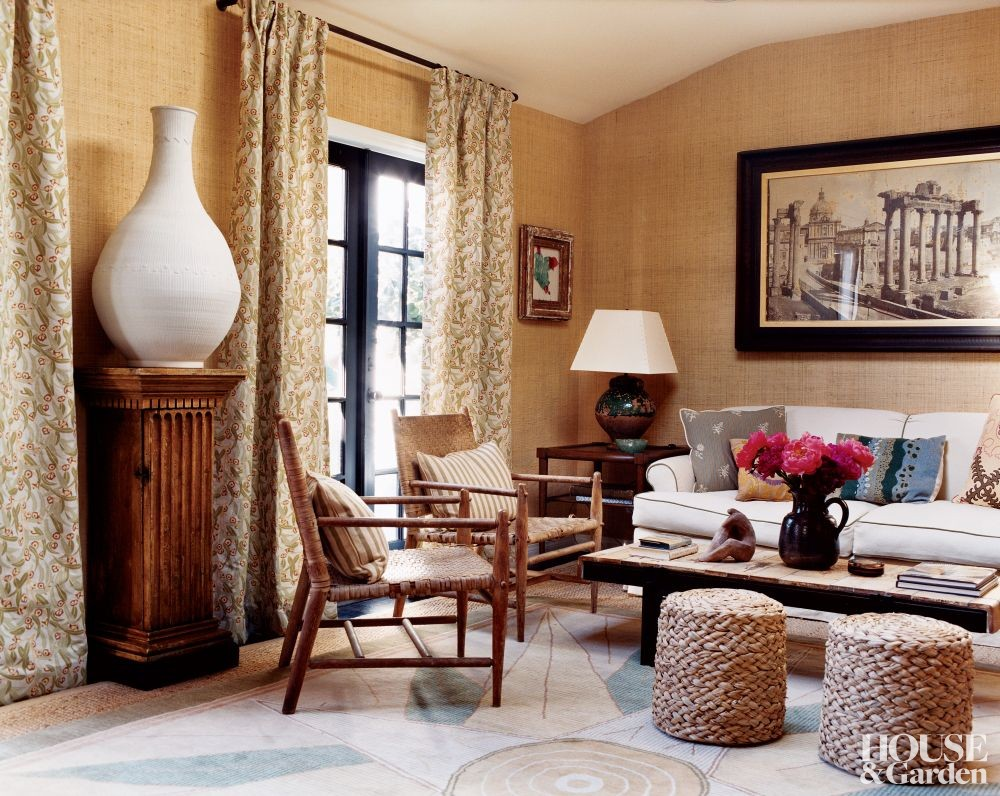 Traditional Living Room Traditional Living Room By Peter Dunham Design By Architectural