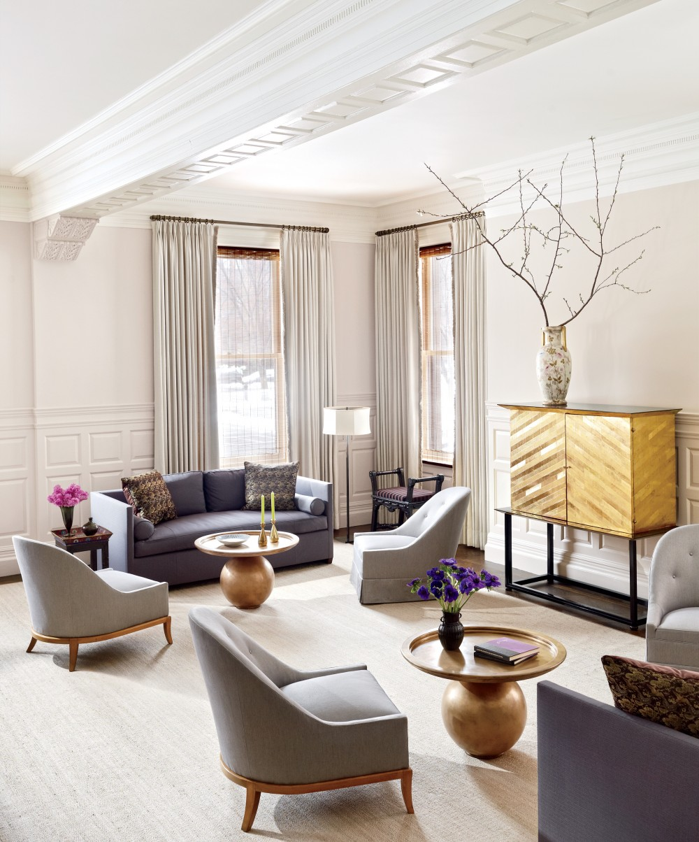 Parking Near The Living Room Boston: Traditional Living Room By Thad Hayes Inc. By