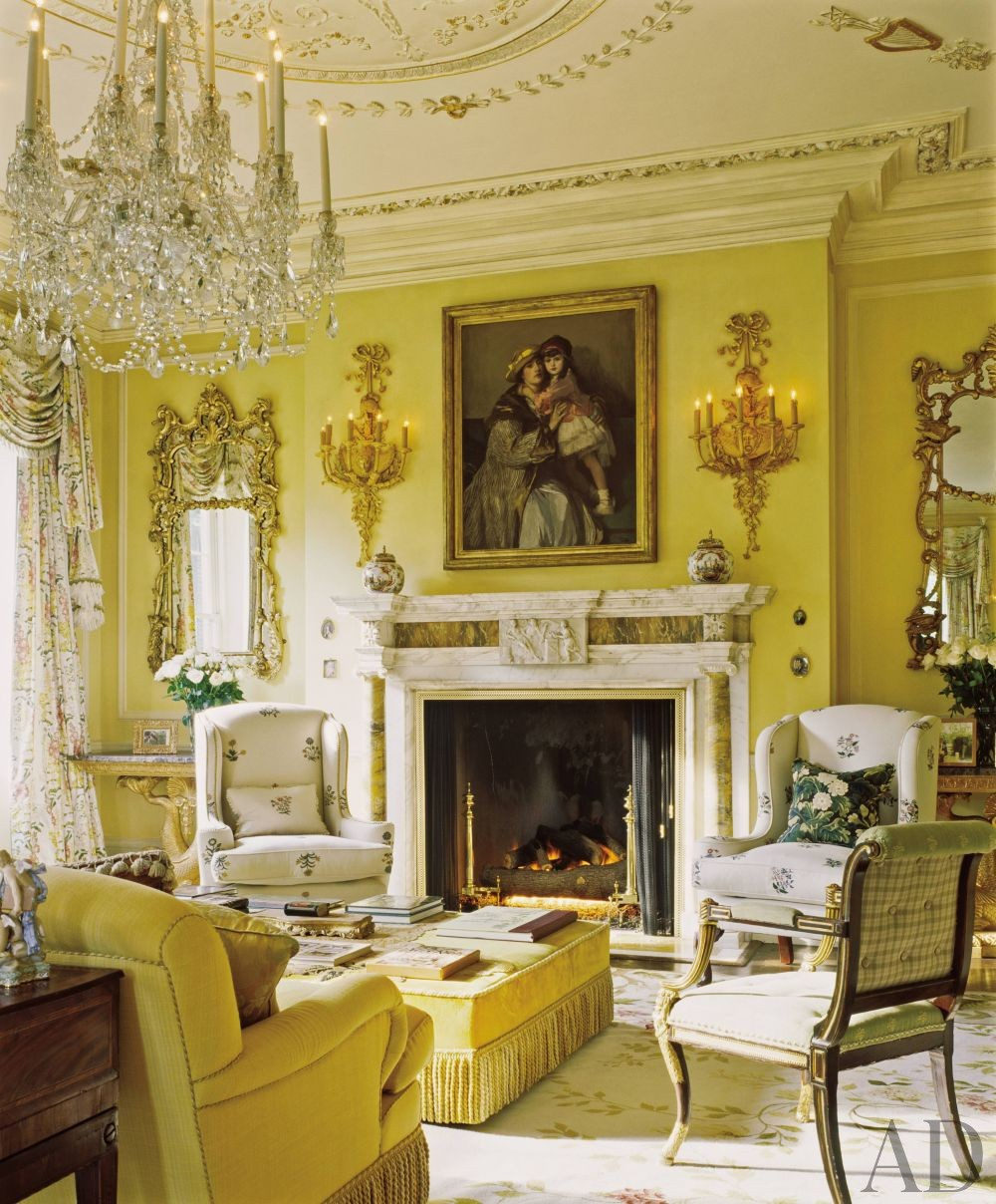 33 Traditional Living Room Design: Traditional Living Room By Tiggy Butler By Architectural