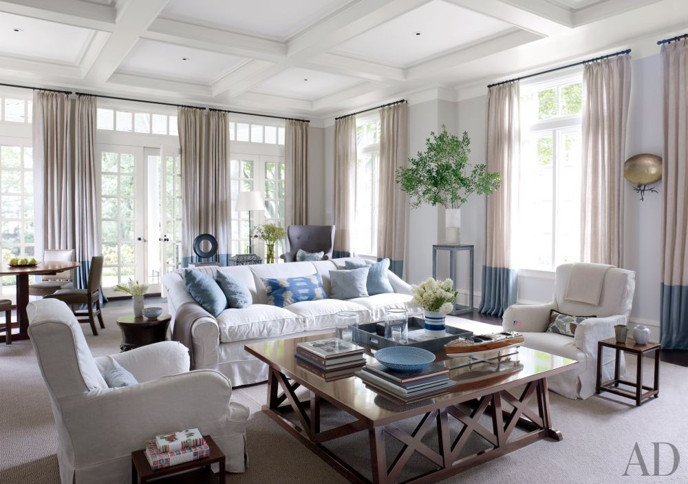Traditional living room by victoria hagan interiors by for Traditional living room