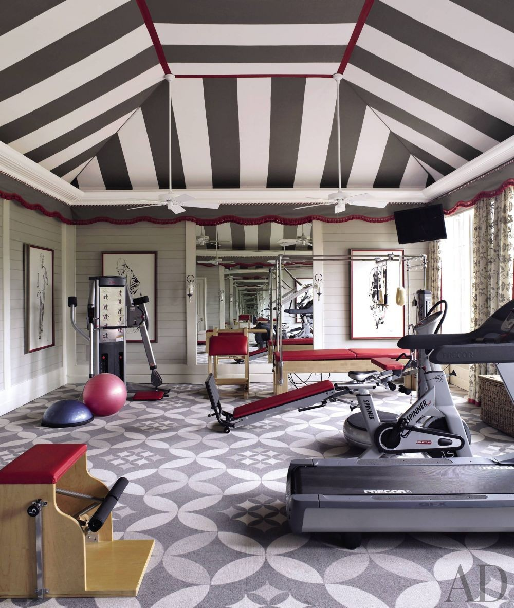Traditional Media/Game Room by Richard Keith Langham, Inc. and Lewis Graeber III & Associates in Hattiesburg, Mississippi