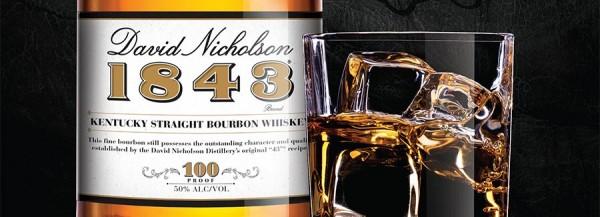 David Nicholson 1843 Bourbon Review Header