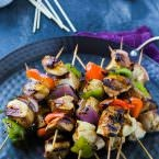 Easy Chicken Kebabs