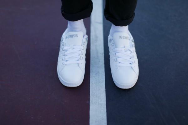 white kswiss
