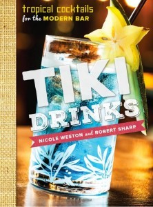 Tiki Drinks Book Cover