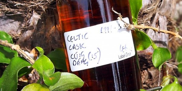 Celtic Cask Cuig Deag Label