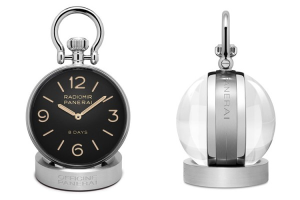 panerai-Radiomir-8-Days-Table-Clock