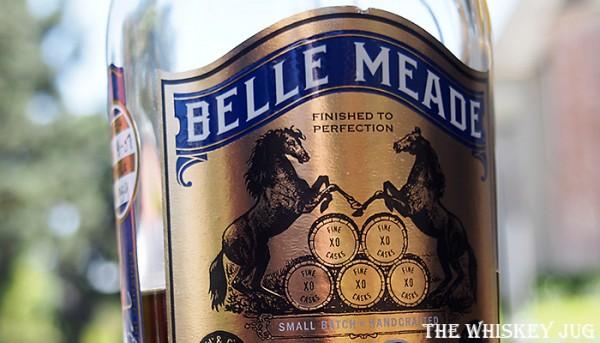 Belle Meade XO Cognac Finish Label