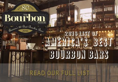 America's 80 Best Bourbon Bars Announced! : Bourbon