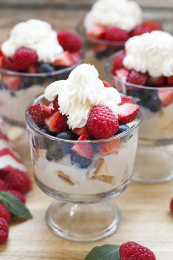 Summer Berry Trifle by Paige Estigarribia | Epicurious ...