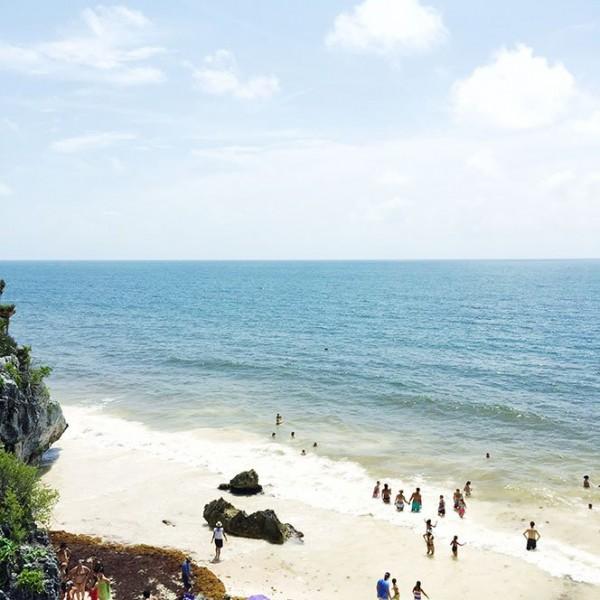 Tulum Beach - He Spoke Style
