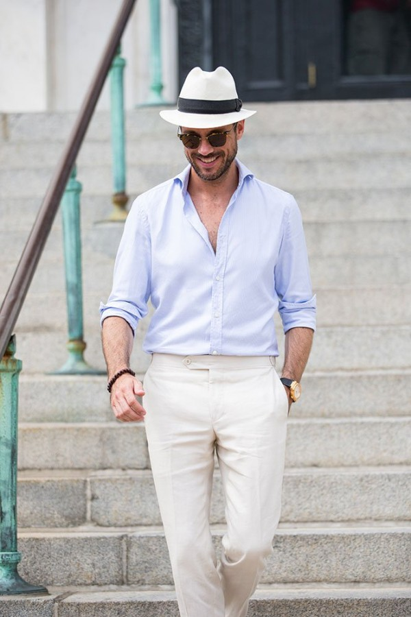 Goorin Bros Panama Hat - He Spoke Style