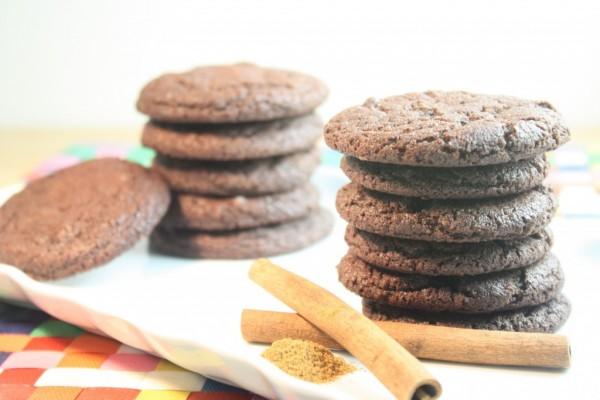 Rich Chocolate Cookies - Three Ways