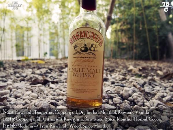 Wasmund's Single Malt Whiskey Review