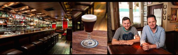 Irish Coffee & The Dead Rabbit