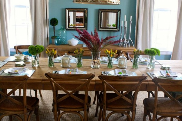 Feast on the Cheap Easter Table