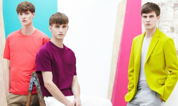 Common Spring/Summer Men's Fashion Mistakes - Wearing Too Many Bright and Bold Colours