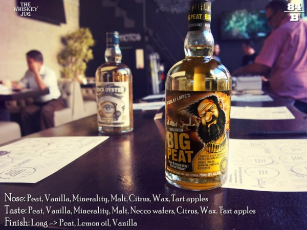 Big Peat Whisky Review
