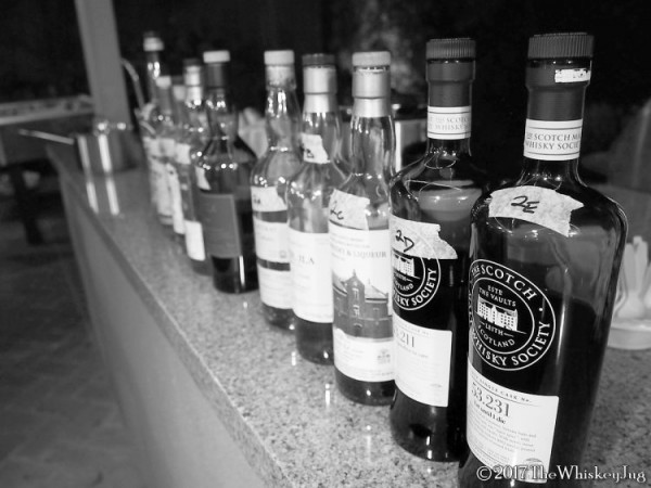 Malt Nuts Port Ellen vs old Caol Ila Tasting - BW (1)