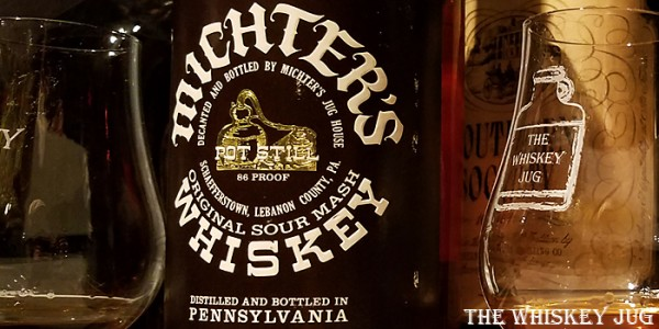 Michter's Whiskey Label